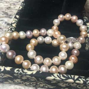 Honora cultured pearl necklace